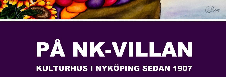 Utställning på NK-villan, 14-27 juli 2018